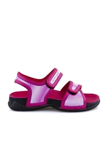 Ceyo E Kız Çocuk Sandalet Fuşya